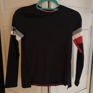 Under Armour Heatgear long sleeve top, YLG